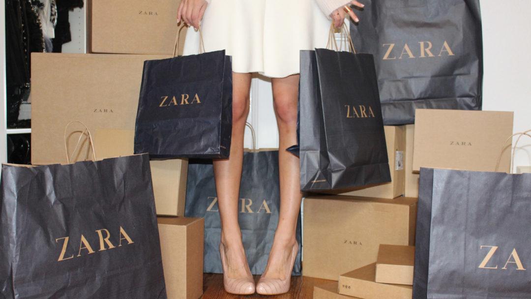 Zara: со скоростью спроса