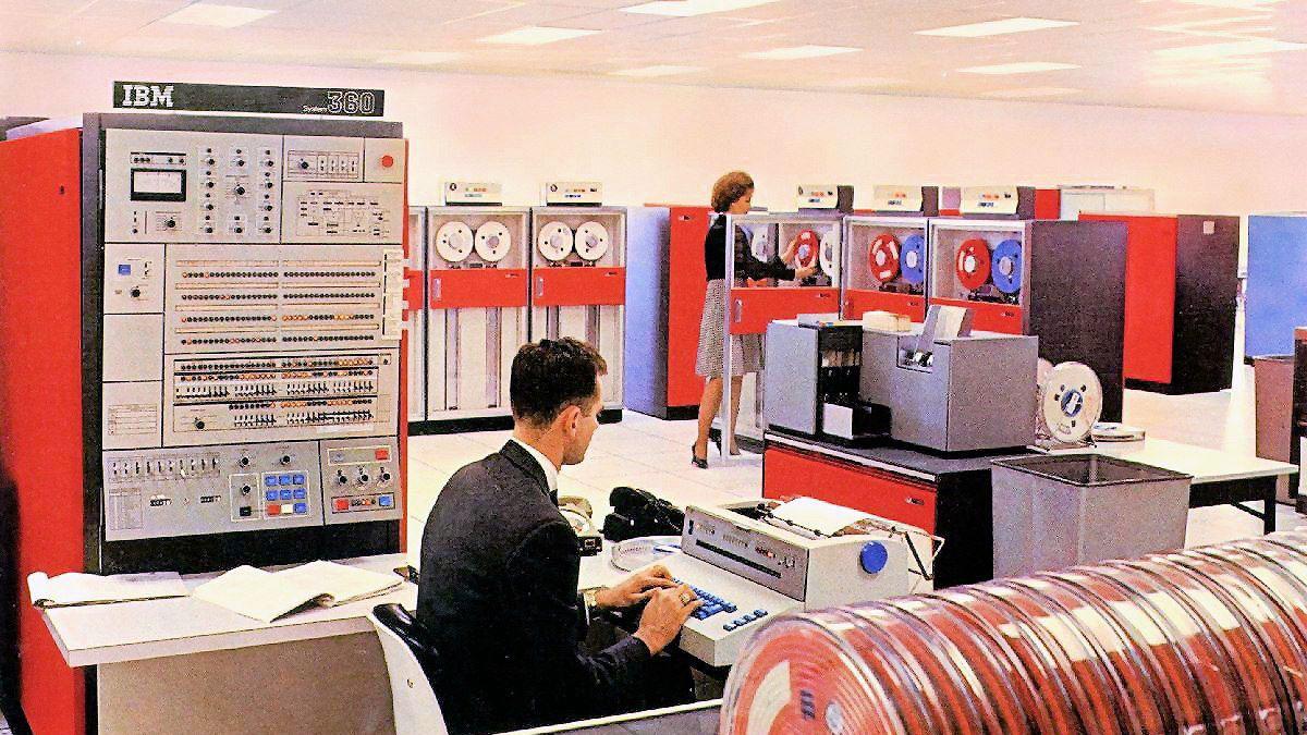 Мейнфрейм IBM