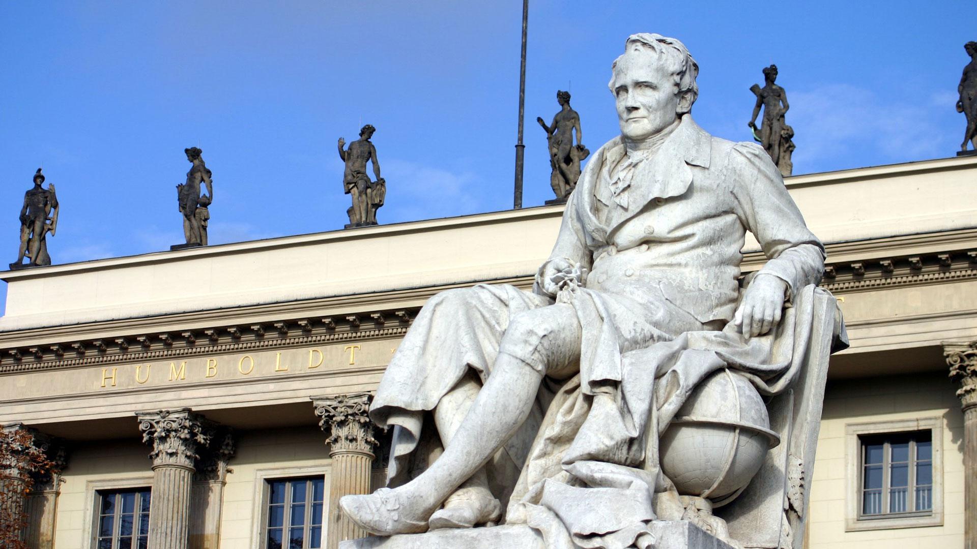 Вильгельм фон Гумбольдт основатель Берлинского университета