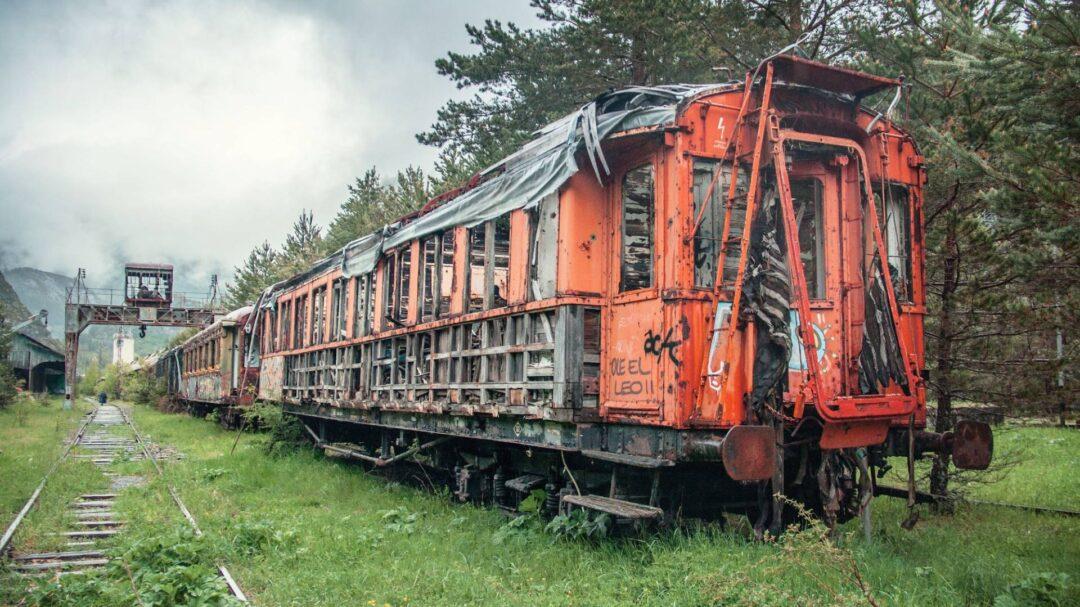 Поезда. Синхронизированный портфель проектов