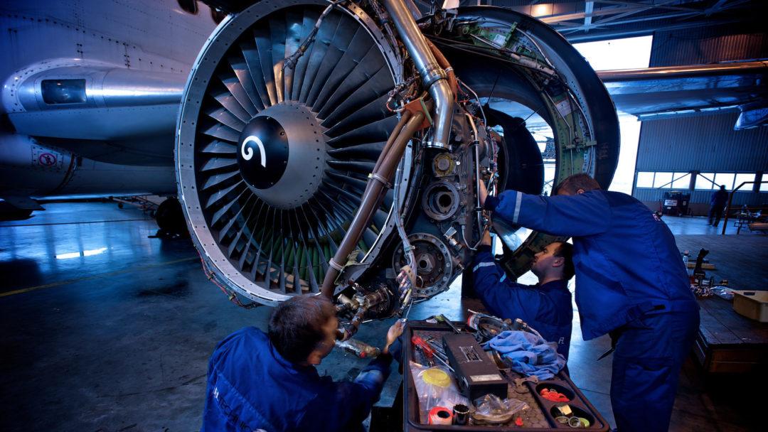 Применение ТОС на предприятиях технического обслуживания и ремонта авиакосмической и военной отрасли