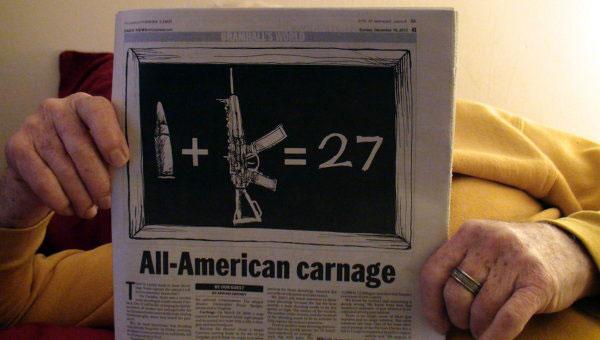 Американская резня