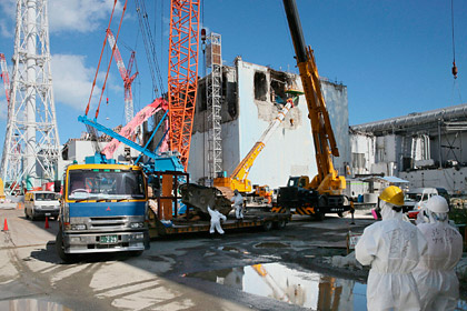 Ликвидация последствий катастрофы в Фукусима, MLIT
