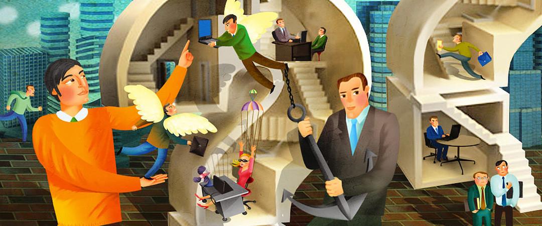 Почему менеджеры принимают решения для себя и организации по-разному?